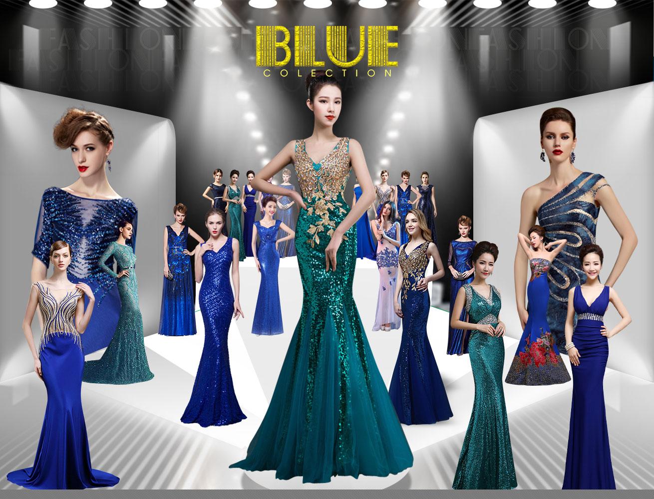 đầm dạ hội đẹp 2016