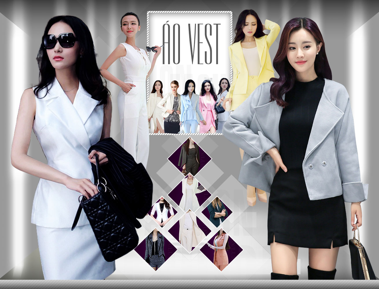 Nhung mau jumpsuit dai ngan lung bo jumpsuit du tiec hay di dao pho cho cac quy co