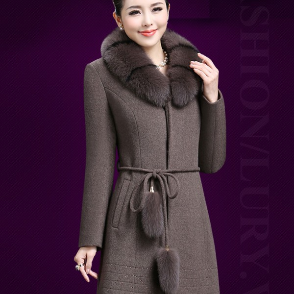 Áo dạ nữ đẹp, thời trang cao cấp