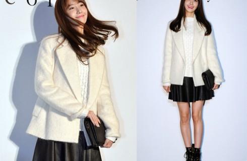 7 bí quyết chọn áo dạ dáng ngắn Hàn Quốc đẹp cực đơn giản như sao thế giới