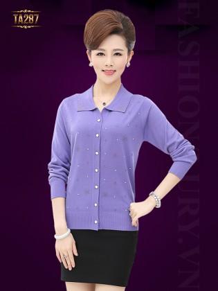 Áo len trung niên Hàn Quốc TA287
