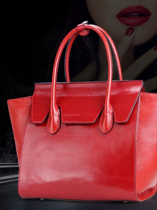 Túi xách nữ da thật TU1555