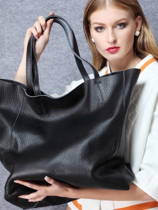Túi xách nữ da thật nhập khẩu TUIQW0020