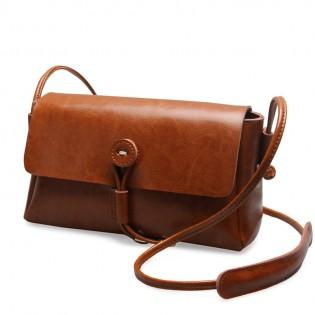 Túi đeo chéo bì thư khóa dây đẹp TU1545