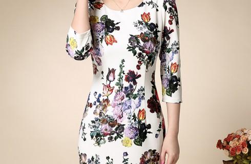 Các mẫu đầm dạ hội cho người lớn tuổi U40, U50 – Lury shop