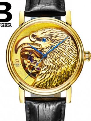 Đồng hồ cơ cao cấp thời trang DH927