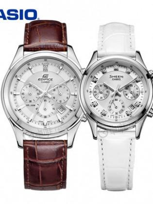 Đồng hồ đôi Casio chính hãng HDZW0008