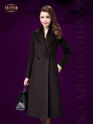 áo dạ nữ được thiết kế với kiểu dáng thật tinh tế và đẳng cấp hoàn hảo cho bạn