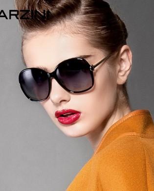 Kính chống nắng thời trang mắt vuông gọng nhỏ TK07