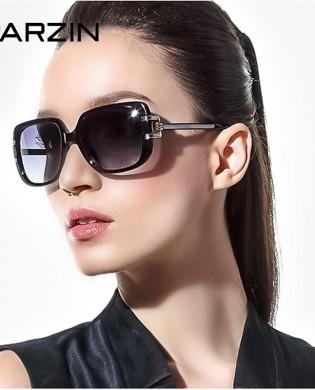 Kính nữ mắt vuông gọng cách điệu thời trang TK09
