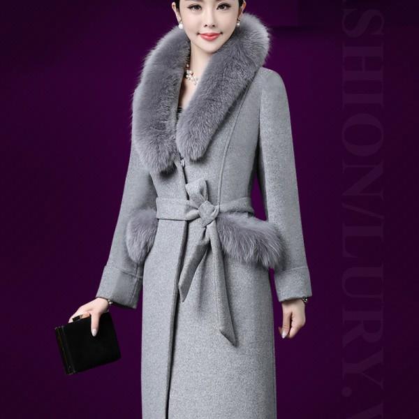 Ấn tượng với các mẫu áo khoác nữ mùa đông đẹp