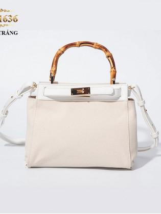 Túi xách đeo cao cấp dáng hermes thời trang TU1636
