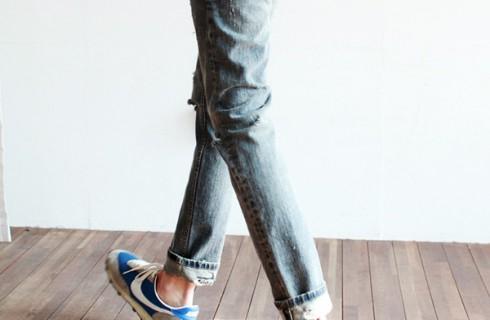 3 điều nên biết khi diện quần jean nữ xắn gấu