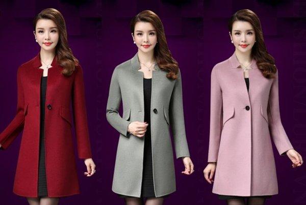 Những thiết kế áo khoác nữ facebook, áo khoác nữ tại hà nội đươc giao bán qua các kênh bán hàng online cá nhân