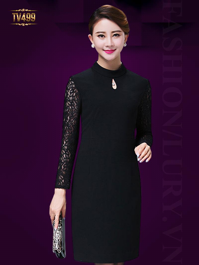 Thời trang váy đầm dạ hội thiết kế sang trọng, đẳng cấp