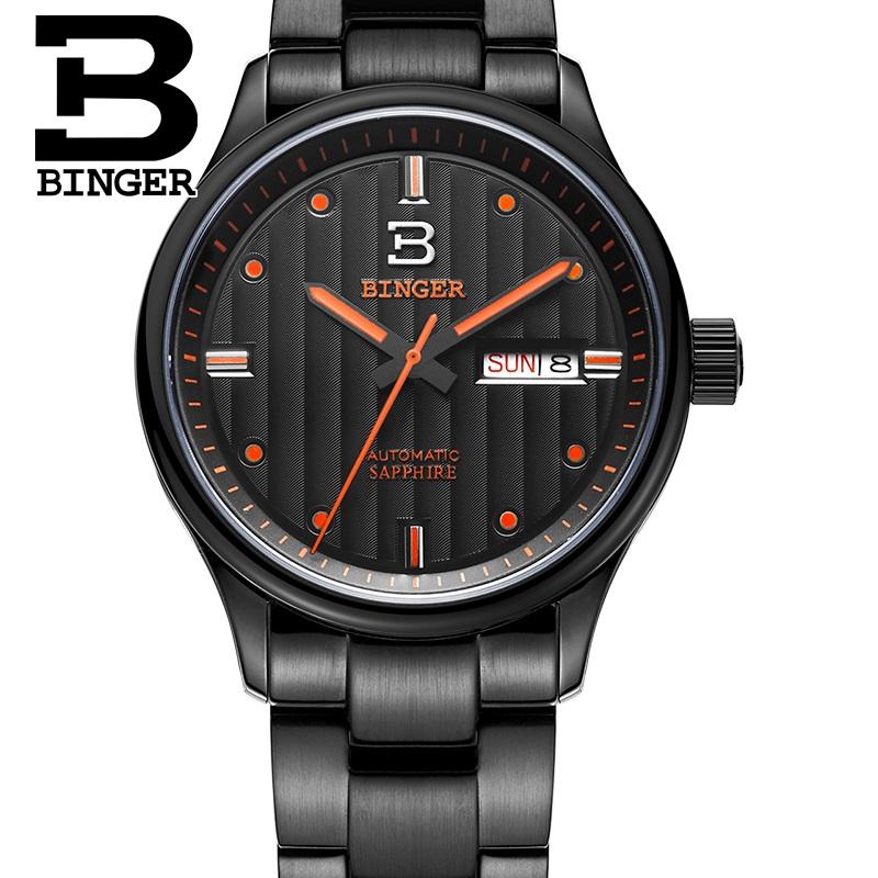 Đồng hồ cơ Binger DH910