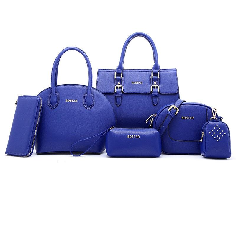 Bộ túi xách nữ 6 chiếc TU1518