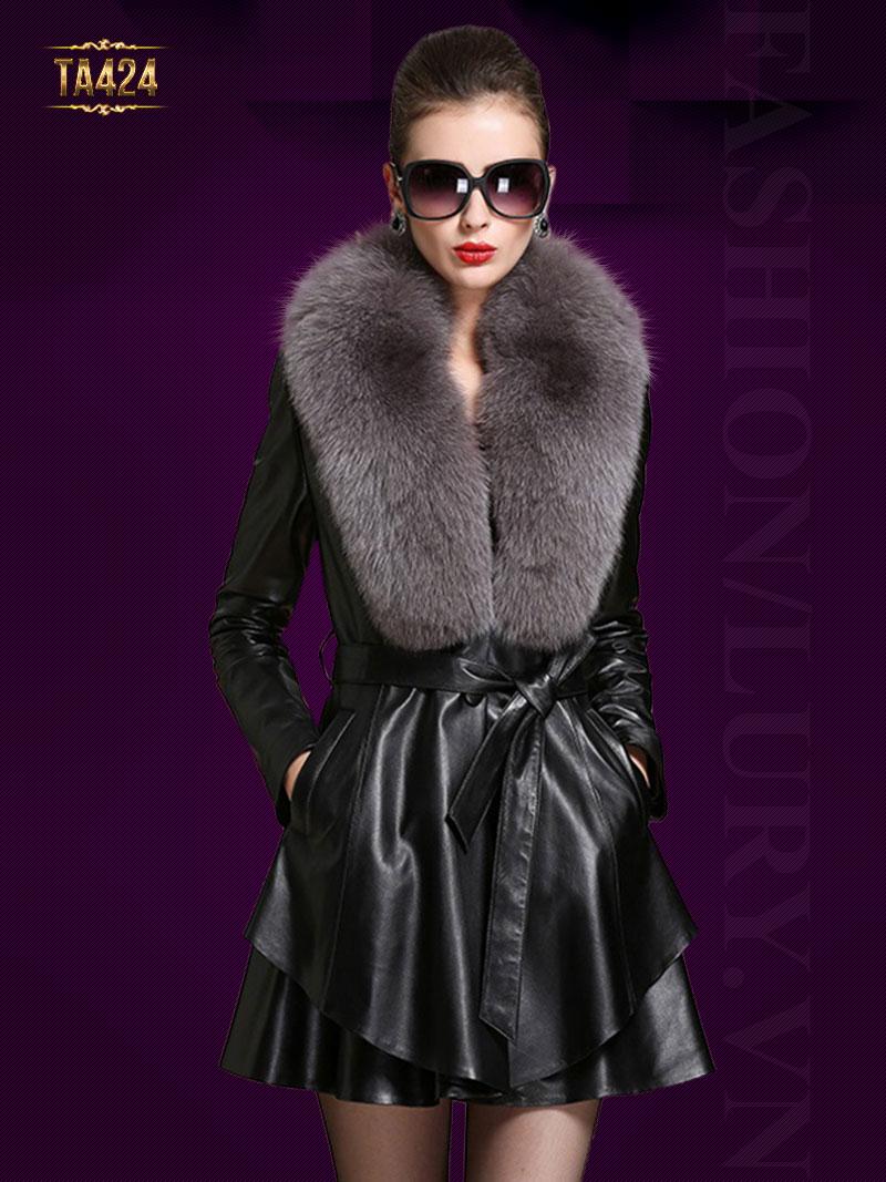 Gợi ý vài mẫu áo khoác da cá tính và đẳng cấp