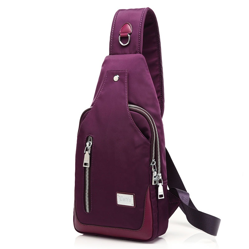 Túi đeo vai nhỏ vải dù cao cấp TU1538
