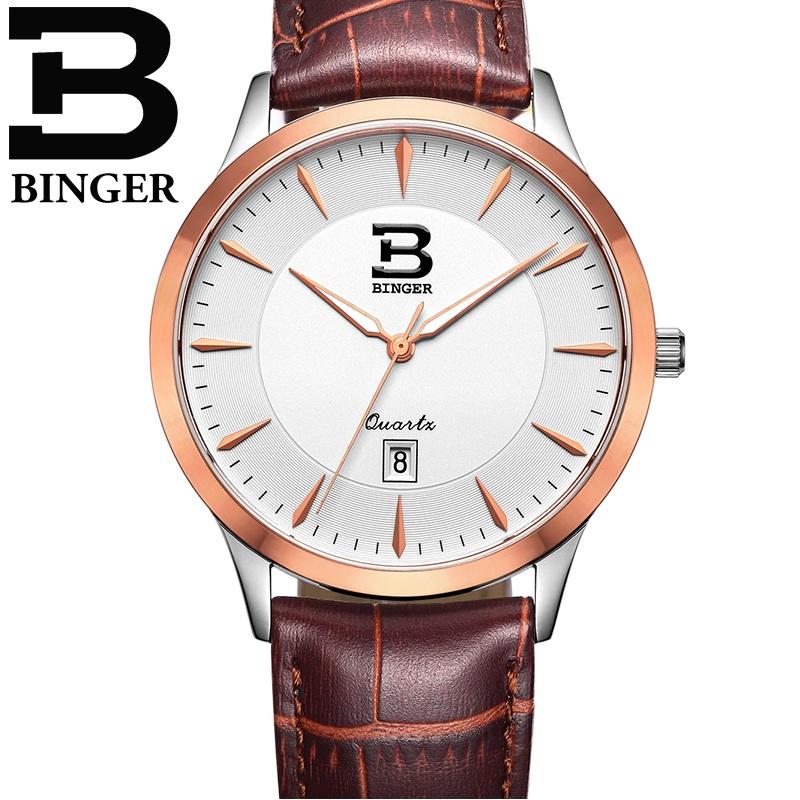 Đồng hồ nam dây da thời trang DHAWK0017