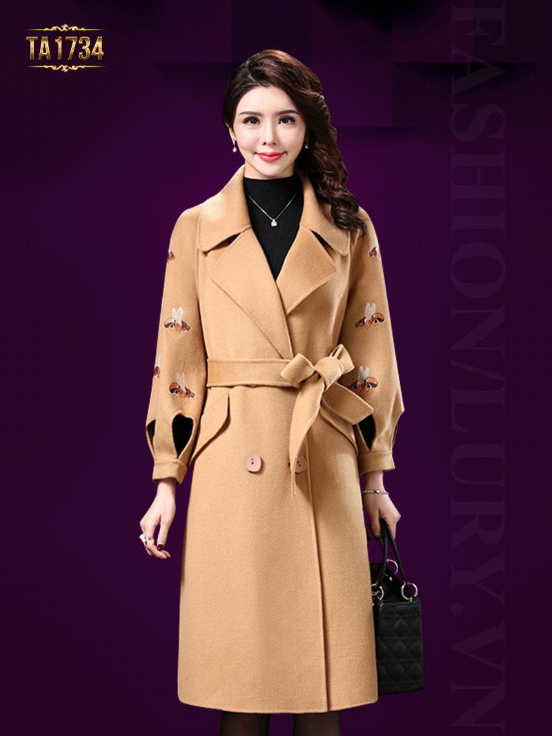Nghía qua 6 mẫu áo khoác dạ nữ Hàn Quốc đẹp nhất mùa đông năm nay