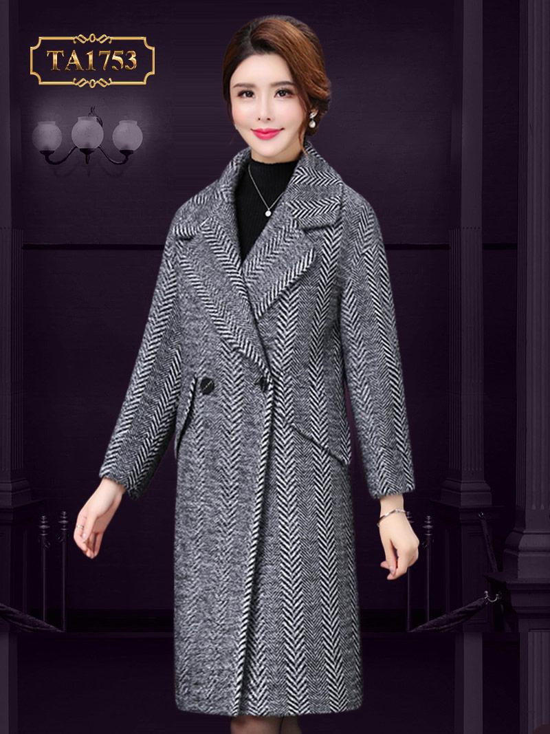 Những mẫu áo khoác nữ Hàn Quốc vạn người mê