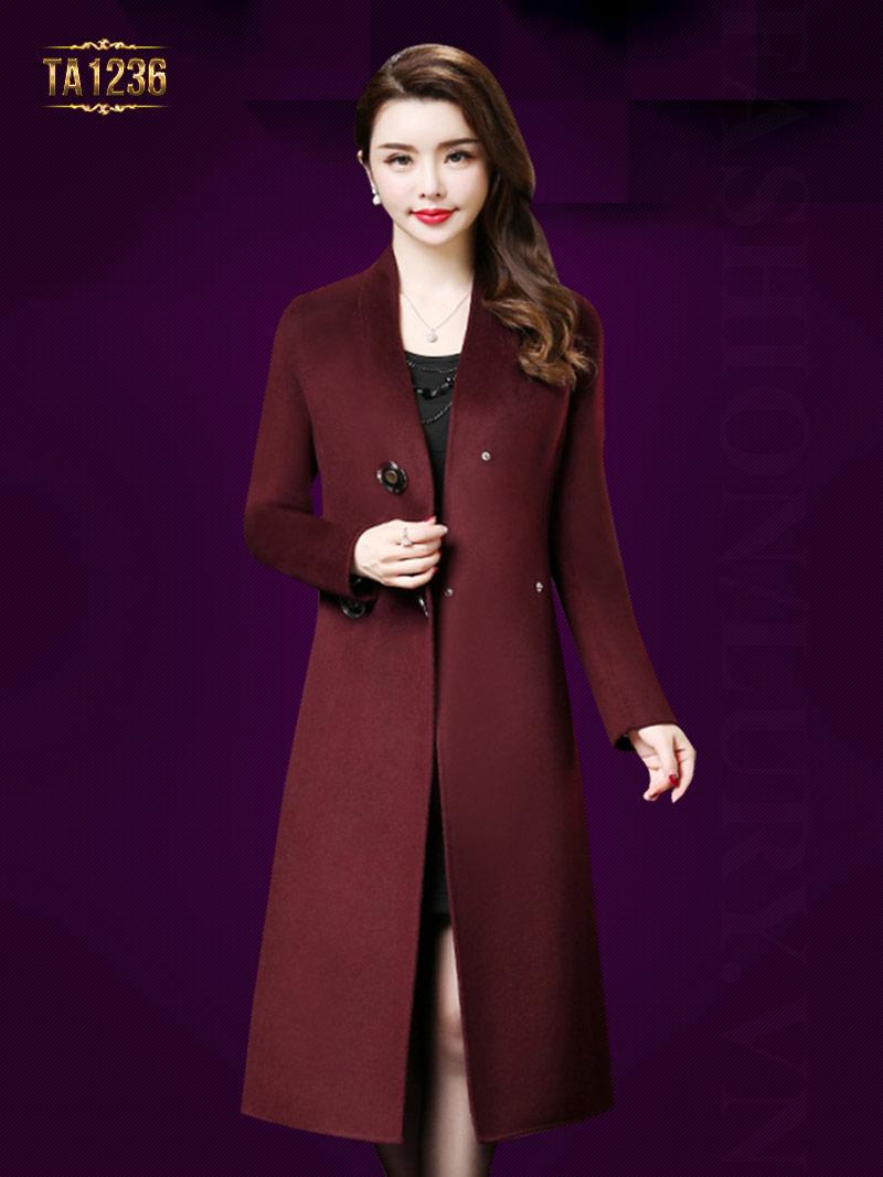 Áo khoác dạ nữ hàn quốc - xu hướng thời trang đẳng cấp