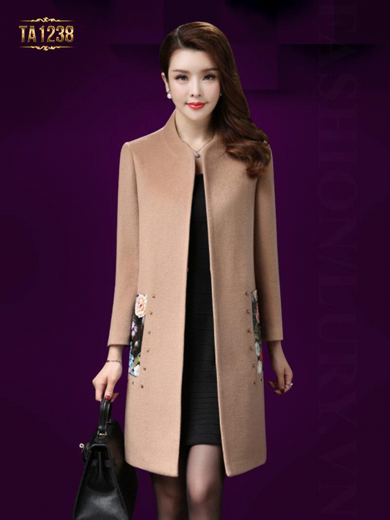 5 mẫu áo khoác dạ nữ sang trọng nhất cho phái đẹp