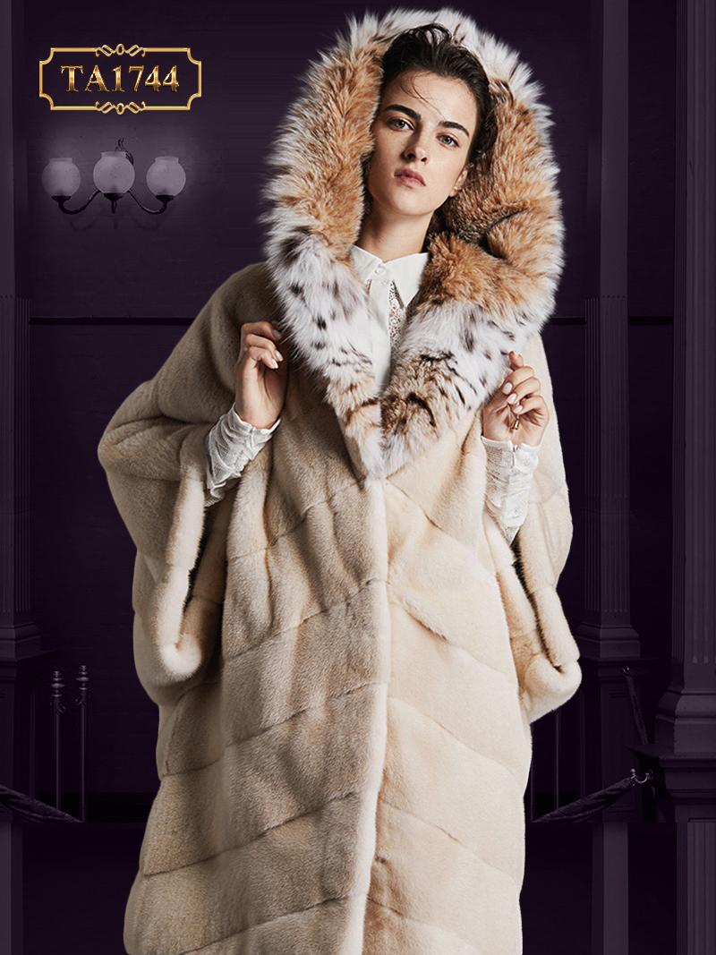 Phân biệt áo lông thú thật và nhân tạo đơn giản