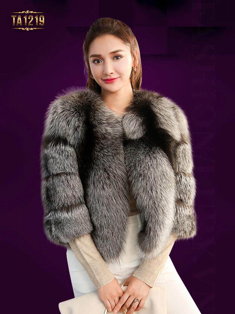 Áo khoác lông thú mua ở đâu đẹp