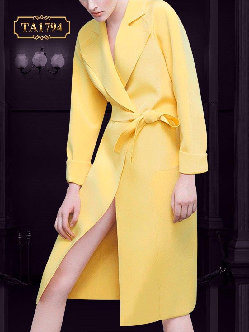 [NEW 2020] Áo khoác mangto dáng dài TA1794  thời trang mẫu mới