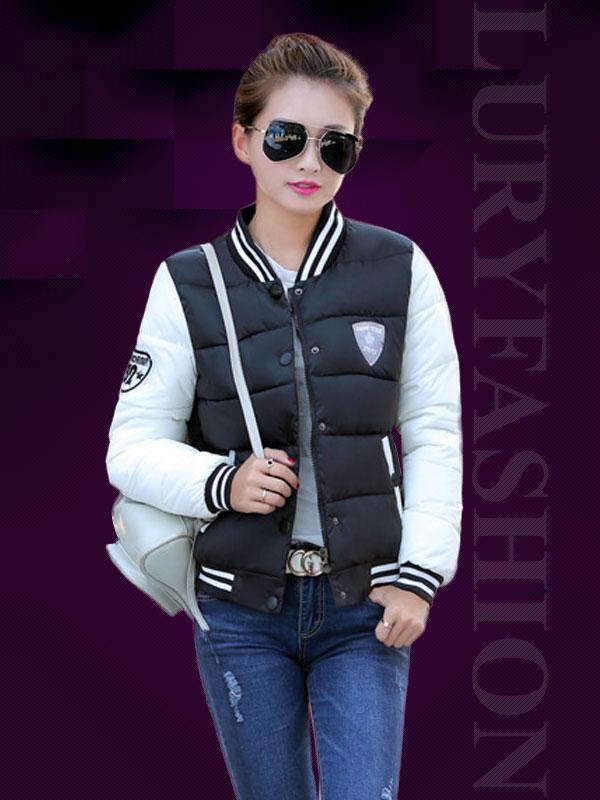Phong cách trẻ trung của cô nàng cùng chiếc áo pháo
