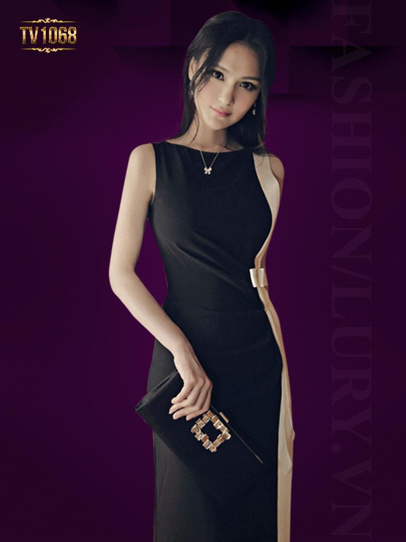 không nên chọn kiểu váy ôm quá chật, body sát người sẽ làm lộ những ngấn mỡ