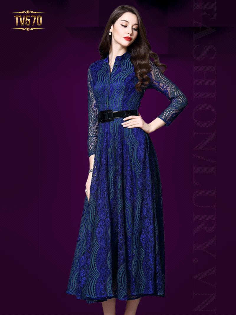 Mẫu đầm dạ hội cao cấp đẹp dành cho phái nữ
