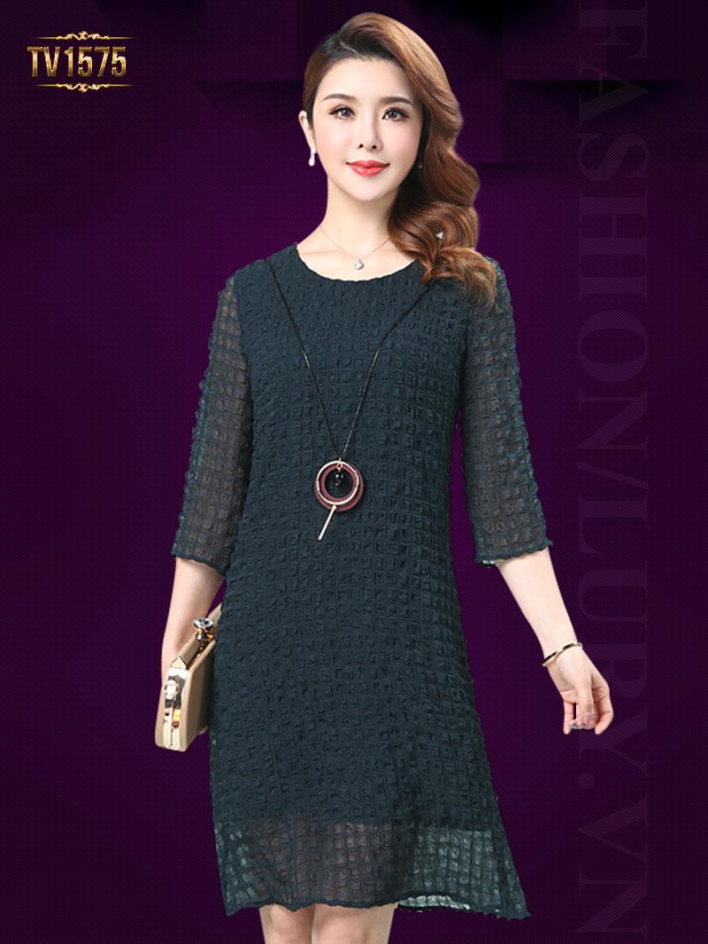 Đầm dáng suông – sự lựa chọn hoàn hảo cho quý cô U45