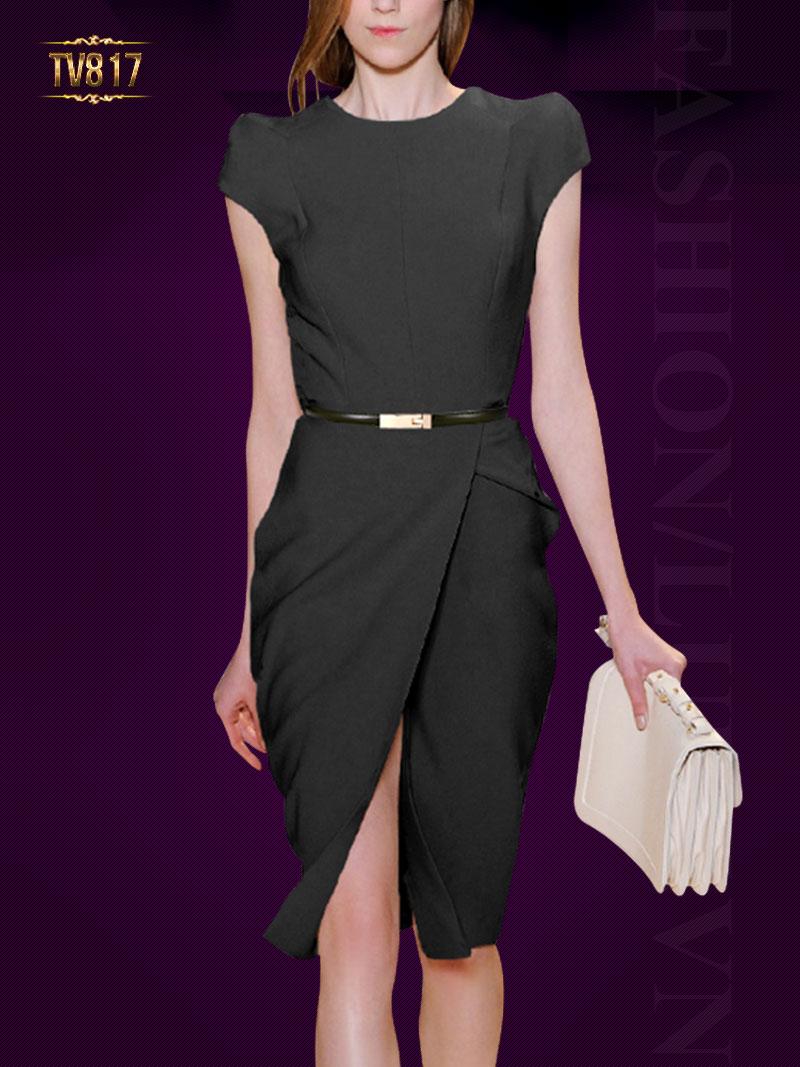 Xu hướng thời trang váy đầm đẹp cho quý cô trung niên