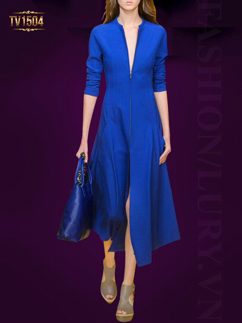 Đầm đẹp với nhiều kiểu dáng và màu sắc mang đến cho nàng một vẻ nữ tính, điệu đà và vô cùng thanh lịch.