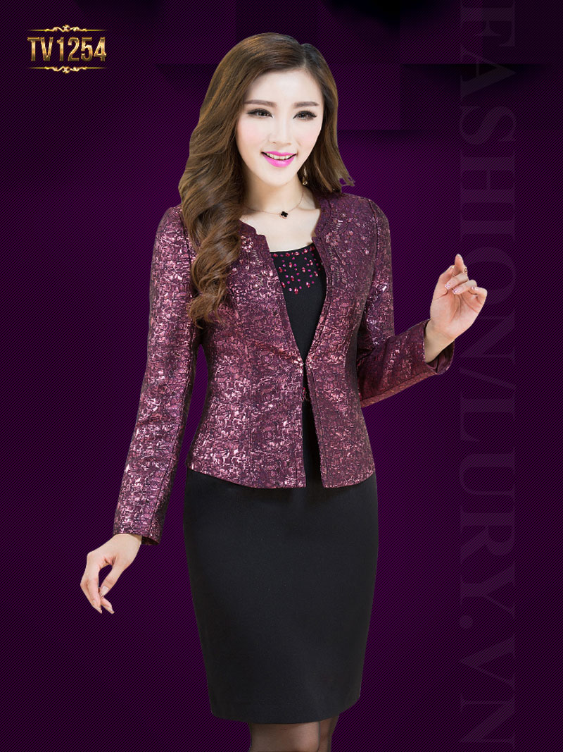 Shop bán váy đầm công sở thu đông đẹp ở đâu Hà Nội
