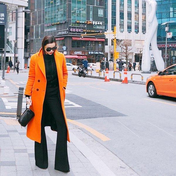 Shop bán áo dạ dáng dài Hàn Quốc đẹp Hà Nội