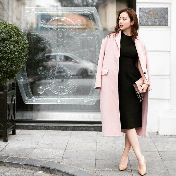 Shop bán áo dạ dáng dài Hàn Quốc đẹp Hà Nội  3