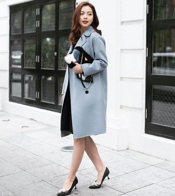 Shop bán áo dạ dáng dài Hàn Quốc đẹp Hà Nội  4